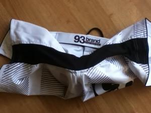 93 Brand Jiu Jitsu Citizen Fight Shorts
