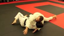 side control escape bjj